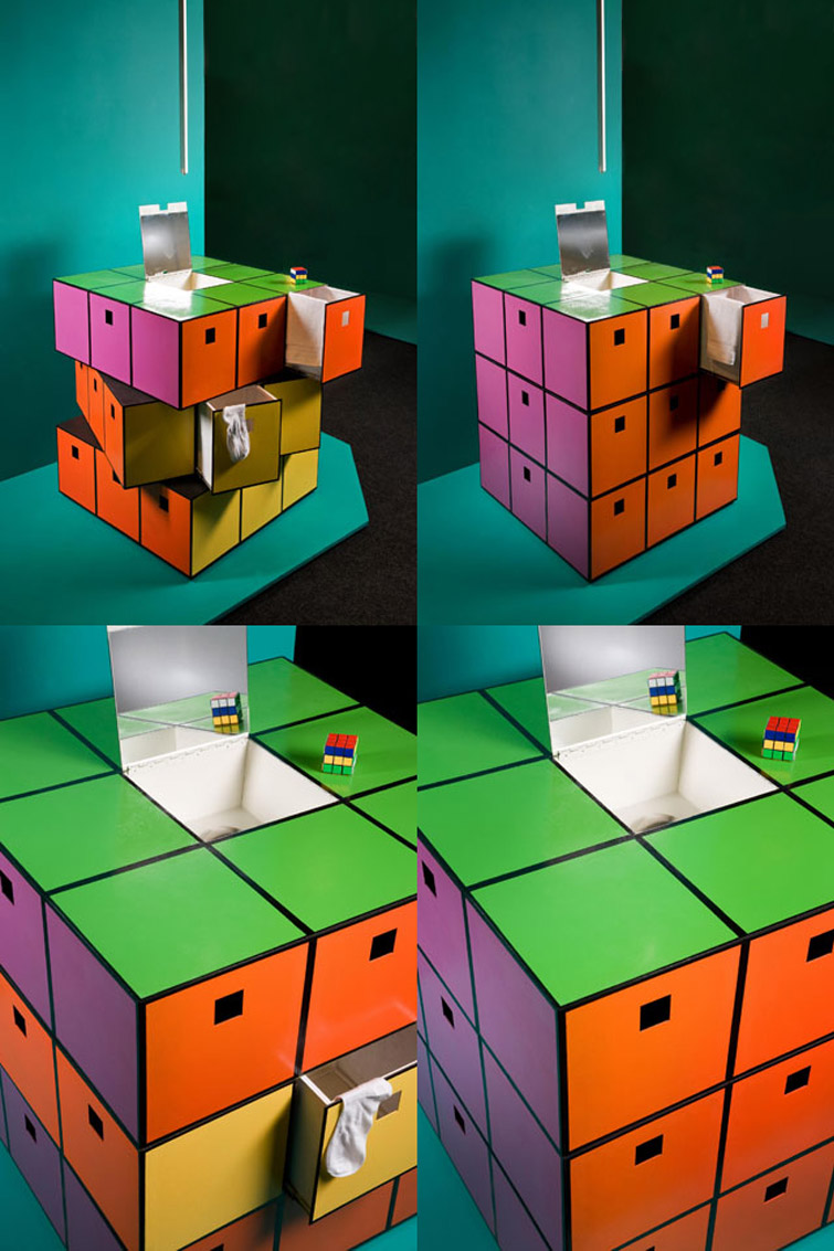 Кубик из картона своими руками 47